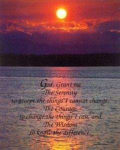 424541Serenity Prayer