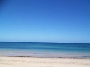Day 4(2) Beach south of Glenelg.