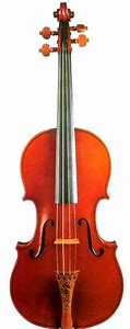 STRADAVARIS MESSIAH VIOLIN.